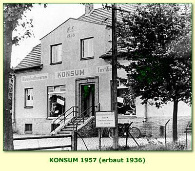 Foto: KONSUM 1957