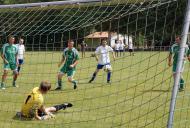 Fußballturnier mit der Traditionsmannschaft des 1. FC Magdeburg