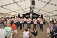 Line-Dance-Gruppe