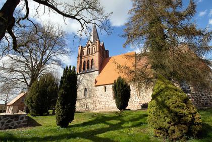 Kirche Ranzin