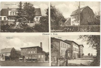 Ortsgeschichte Züssow